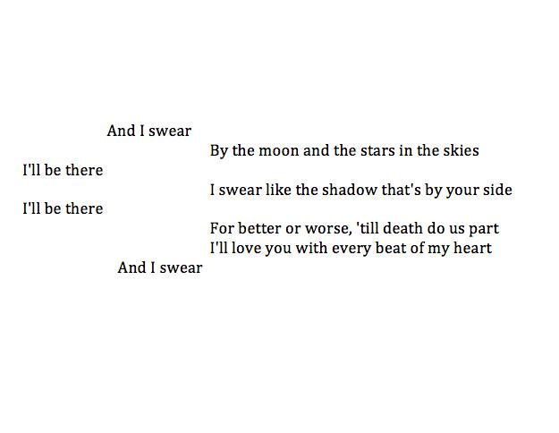 'Lyrics'